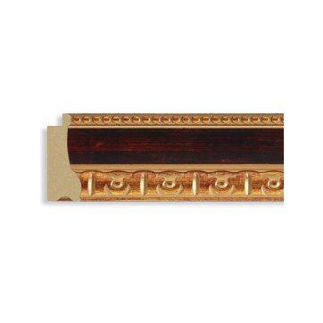 386-03 2 1/8 mahogany