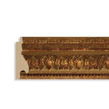 534-03 3 5/8 antique gold