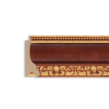 535-02 walnut w gold