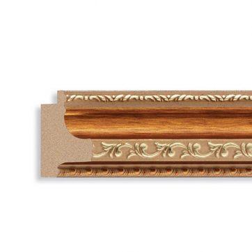 6608 1 7/8 antique gold