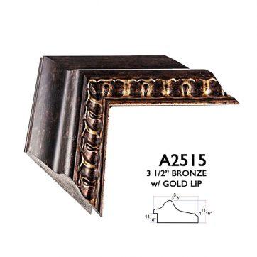 3 1/2 bronze A2515