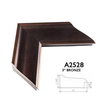 """3"""" bronze A2528"""