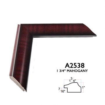 """1 3/4"""" mahogany A2538"""