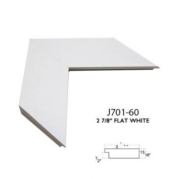 701-60 2 7/8 white