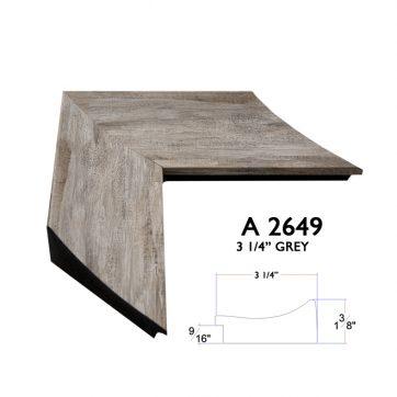 3 1/4 grey A2649