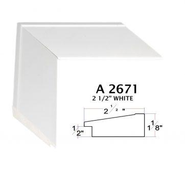 2 1/2 white A2671